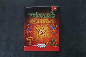 Frontcover ,,Wizard, Extrem''